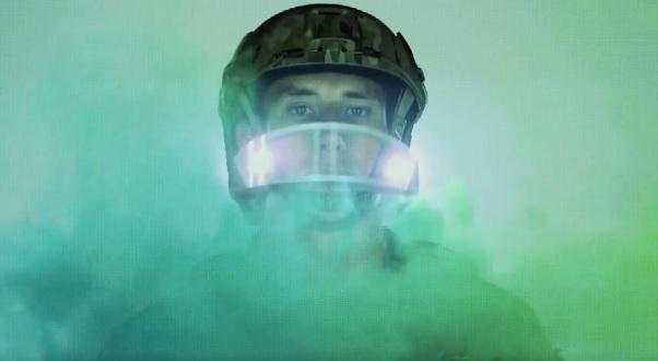 高科技电子口罩Atmos,每分钟可滤出240升新鲜空气