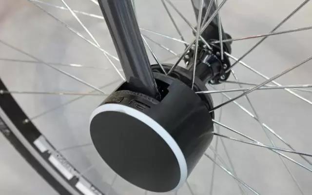 Bisecu智能自行车锁 被盗时会手机提醒