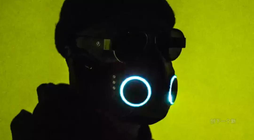 Honeywell推出集耳机、麦克风、风扇于一体的口罩