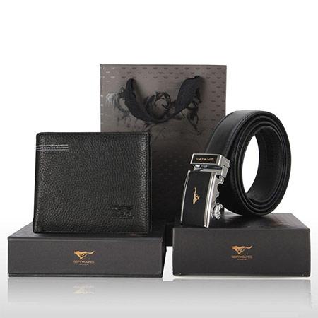 七匹狼钱包皮带礼盒2