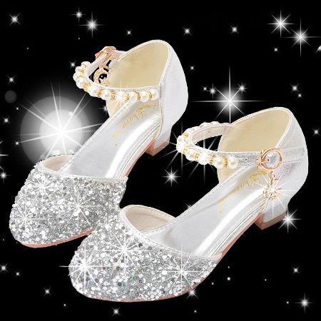 十款儿童公主高跟鞋推荐,让小孩秒变漂亮小公主