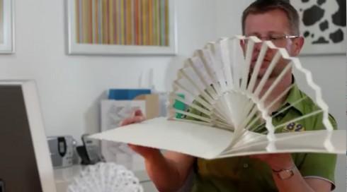 折叠立体纸模型