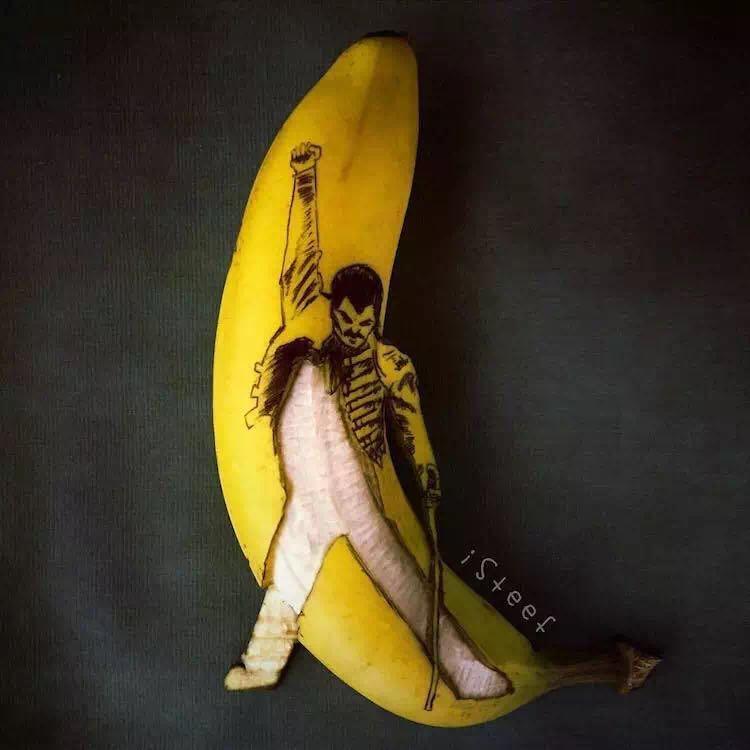 香蕉不止能吃 还能这样~
