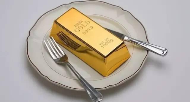 现在流行吃黄金了 想知道是什么味道吗?
